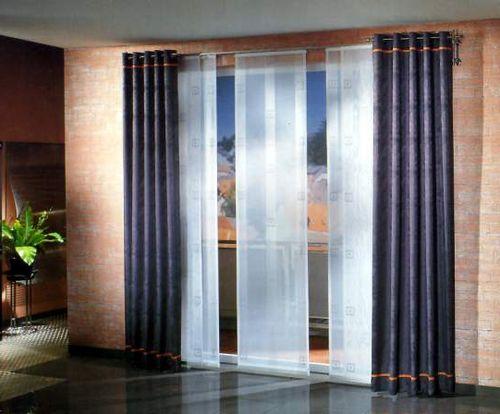Варианты красивого оформления окна шторами