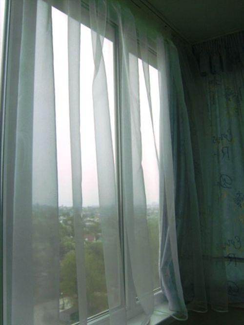 Шьем римские рулонные шторы на балкон: видео мастер класс св.