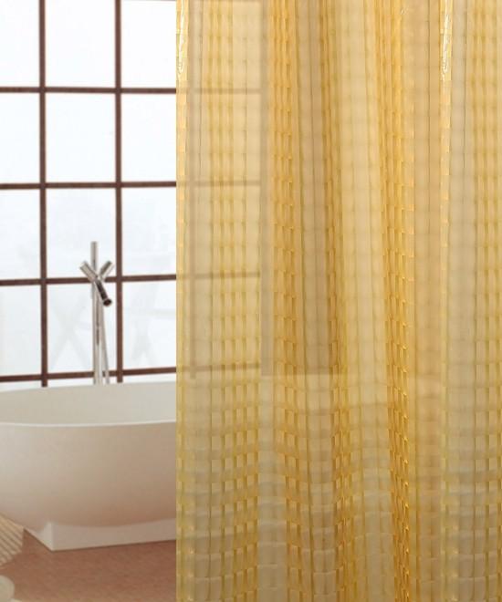 Штора для ванной 3д