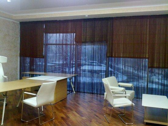 Нитевые шторы и их дизайн