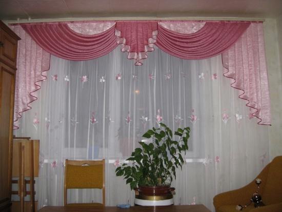 Фото уроки шторы своими руками