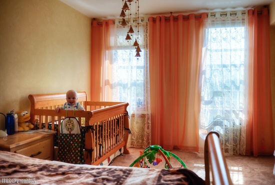 Белорусские шторы в интерьере детской