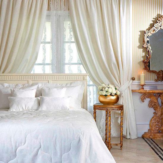 Шторы для спальни от Тогаз