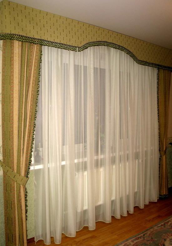Как сшить шторы ламбрекены своими руками фото