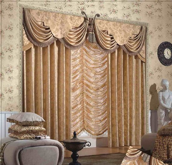 Элитные портьерные шторы