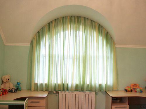 шторы на арочные окна_02