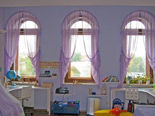 шторы на арочные окна_03