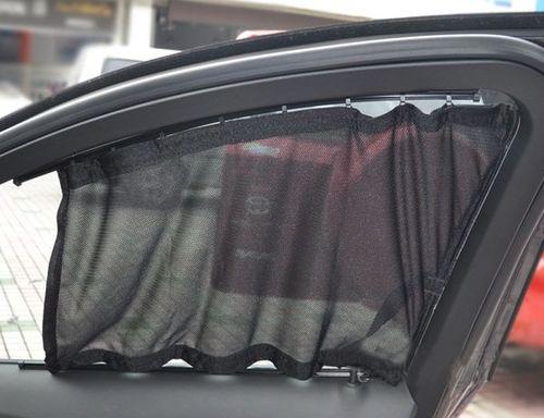 Изготовление шторок в автомобиль