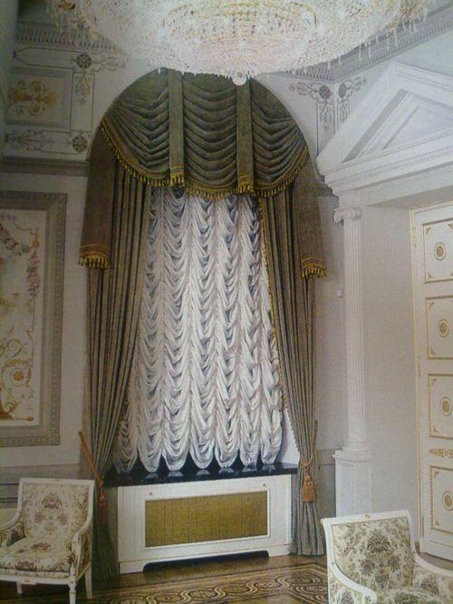 Выбираем французские шторы