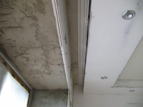 Ниша для штор потолок своими руками 413