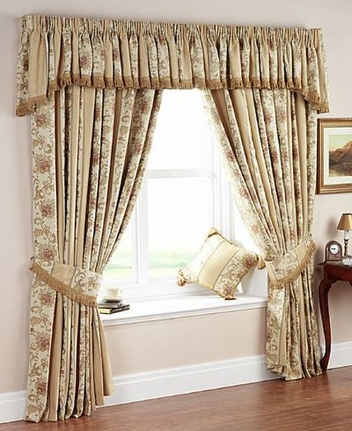 Выбираем текстильные шторы