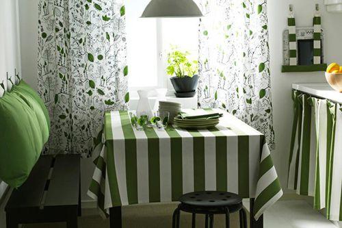 Какими должны быть шторы в интерьере в стиле прован
