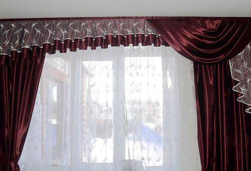Удлиняем шторы