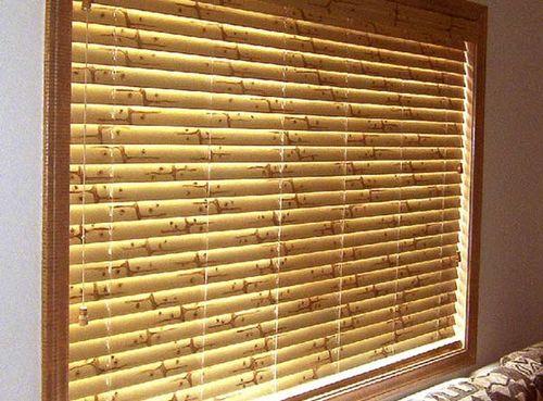 Выбираем шторы из бамбука
