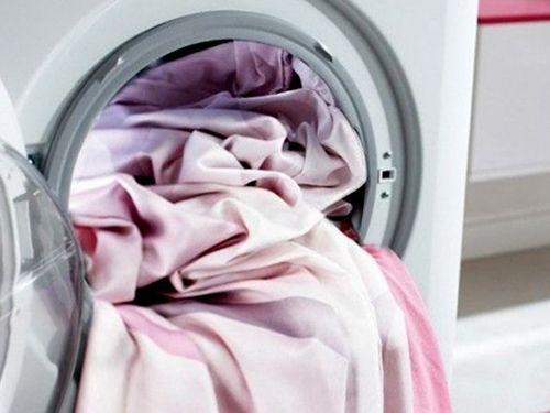 Как стирать занавески в стиральной машине