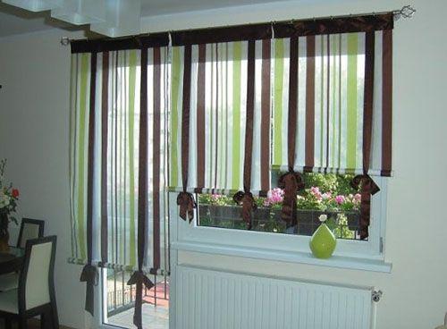 Выбираем подходящие шторы для балконного окна