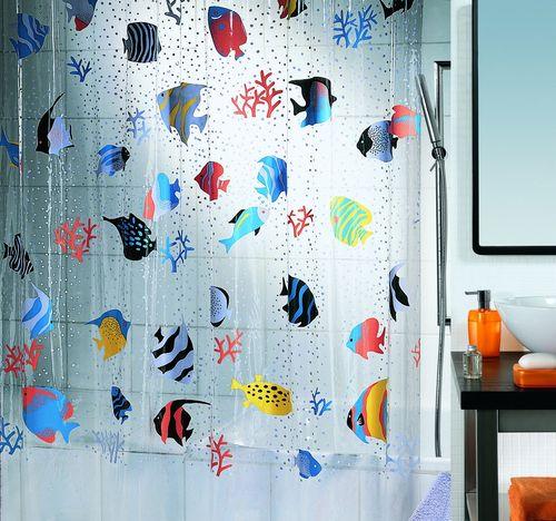 Как выбрать штору для ванной из полиэстера